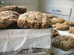 oatmeal cookies (gf option)