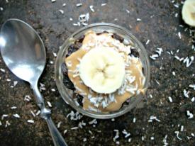 peanut butter banana jumblelaya