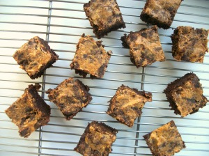 calico brownies